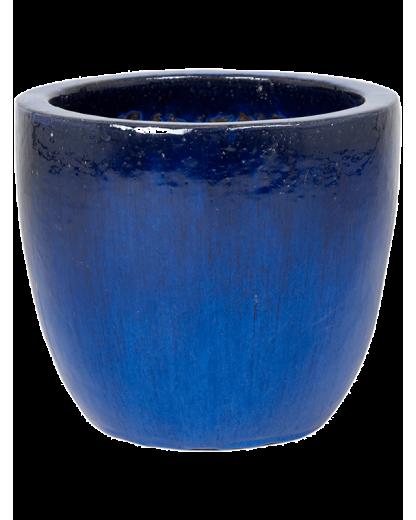 Ghiveci Plain Blue 39 cm