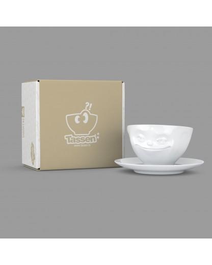 "Ceasca cafea ""Grinning"" 200ml"