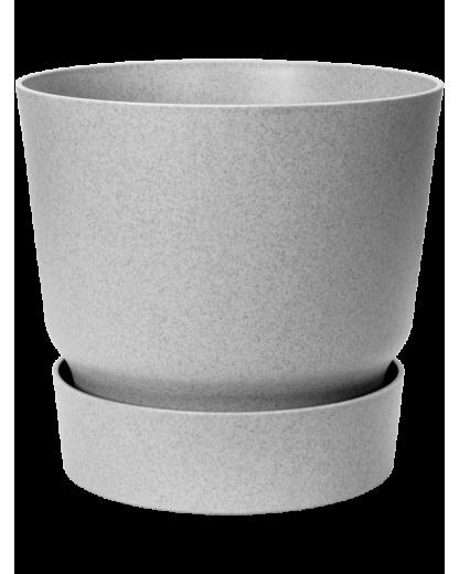 Ghiveci Greenvile Round Concrete 47 cm